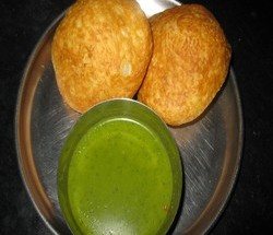Moong Dal Ki Kachori