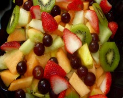 Mix Fruit Salad Recipe