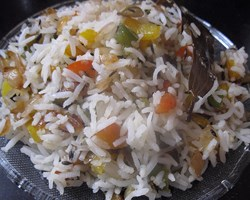 Indian Rice Recipe