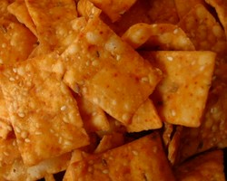 Spicy Diamond Cuts Recipe