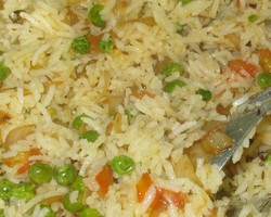 Gujarati Fried Rice Recipe