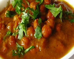Kala Chana Curry Recipe