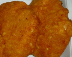 Whole Moong Dal Cutlet