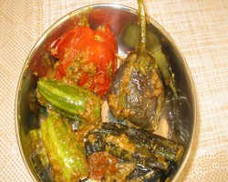 Stuffed Vegetable Recipe
