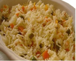 Shahi Rice Pulao Recipe