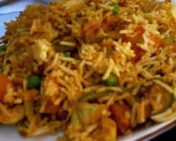 Quick Vegetable Pulao Recipe