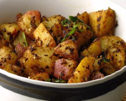 Aloo Sabzi Recipe (Copy)