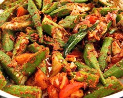 Bhindi Bhaji Recipe (Copy)