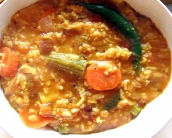 SAMBAR RICE RECIPE (Copy)