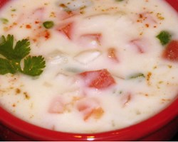 Tomato Onion Raita Recipe (Copy)